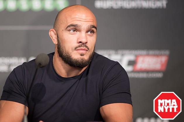 Blir Ilir Latifi Sveriges första UFC-mästare?