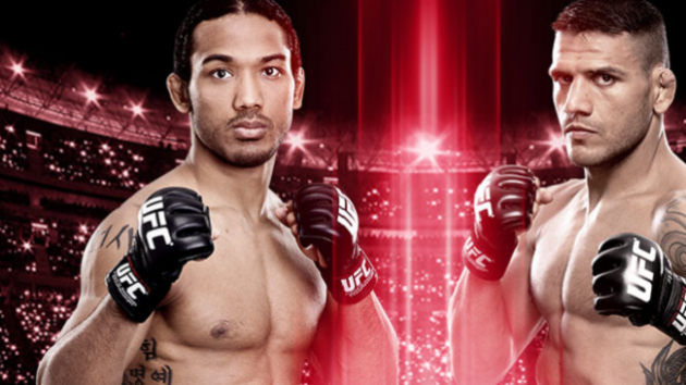 UFC Fight Night 49: Henderson vs dos Anjos – Resultat