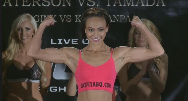 """Michelle Waterson, """"The Karate Hottie"""" berättar om sin krokiga väg till UFC"""