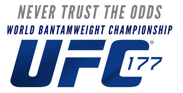 UFC 177 underkort