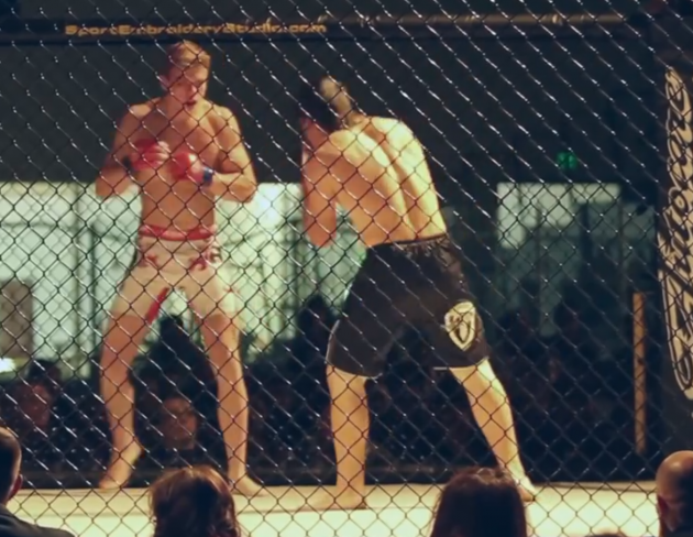 Video: Dubbel KO (nästan)