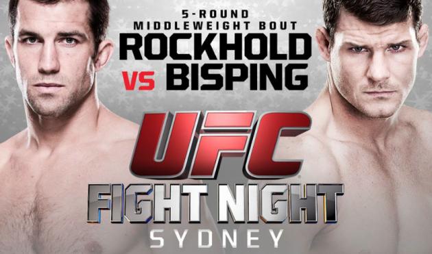UFC Fight Night: Rockhold vs Bisping – Betygen för underkortet