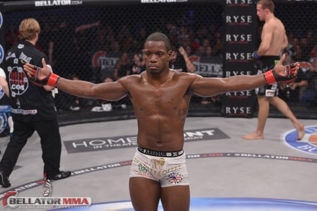 Tidigare Bellator-mästaren Will Brooks vinner i UFC-debuten