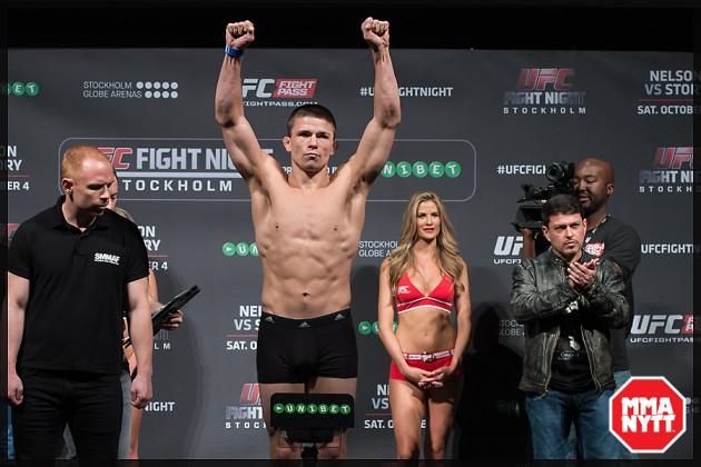 UFC Fight Night 88: Rick Story besegrade Tarec Saffiedine på domarröster