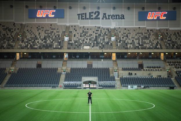 Alexander Gustafsson Tele2 Arena 01