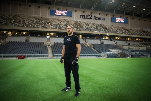 MMAnytts drömkort för UFC on Fox 14 i Stockholm