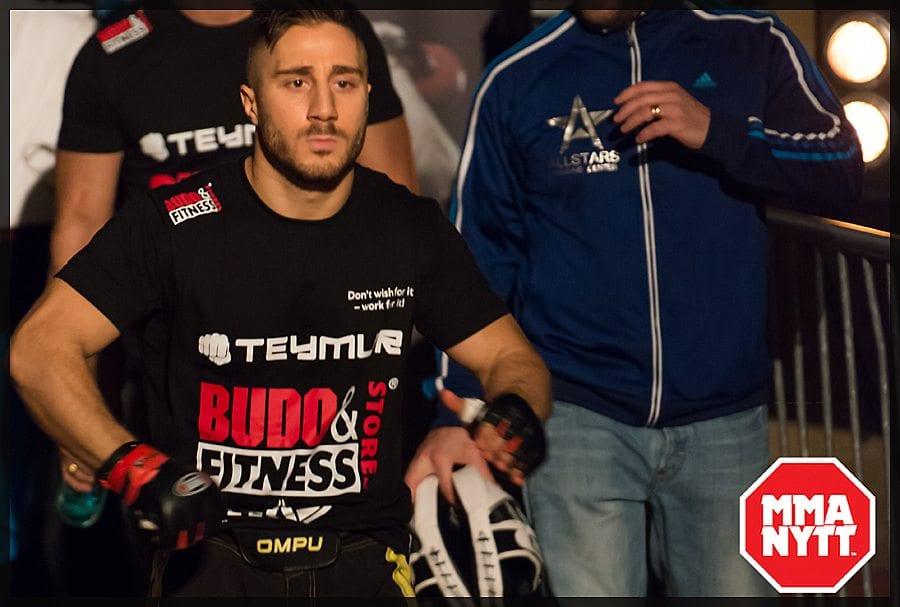 Daniel Teymurs motståndare är nu annonserad. Tror ni vi får se bägge Teymur-bröderna i UFC framöver?