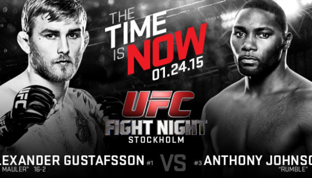 Biljetter till UFC Sweden 4 släpps idag kl 10:00 för Fight Club-medlemmar