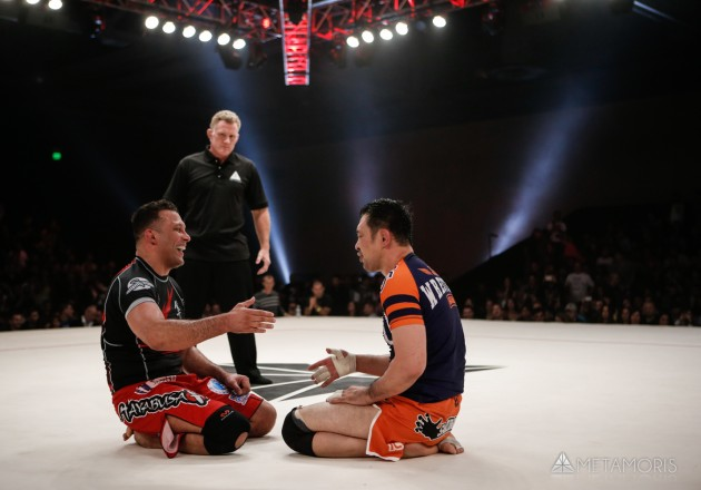 BJJ-bloggen: Introduktion, Metamoris 5 och en-timmes matcher