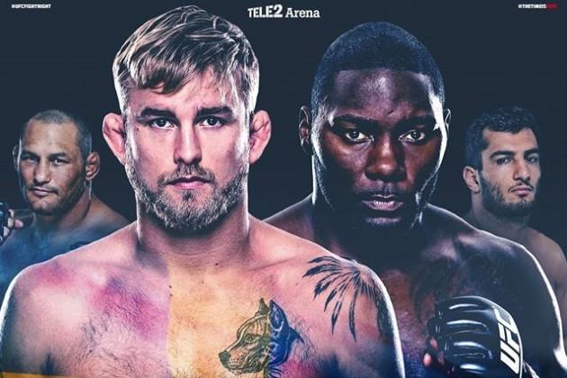 Valresultat: Svenskarnas chanser på UFC on FOX 14 – Akira Corassani knapp favorit över Sam Sicilia