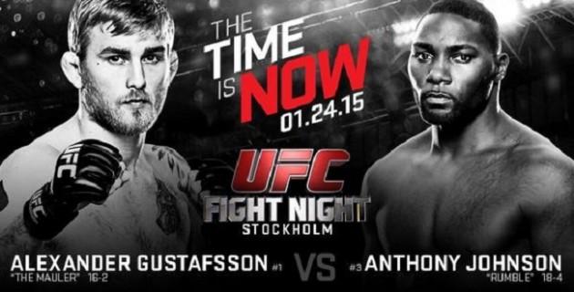 Köp biljetter till UFC on FOX 14 kl 10.00