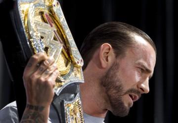 """CM Punk jämför MMA med WWE: """"MMA är wrestling"""""""
