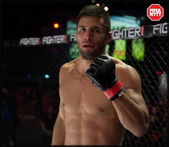 Fernando Gonzalez och Frantz Slioa söker in till den 22:a säsongen av The Ultimate Fighter