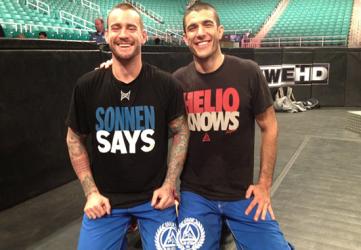 """Ralek Gracie: """"CM Punk på Metamoris-mattan? Skulle klara sig i ett par minuter"""""""