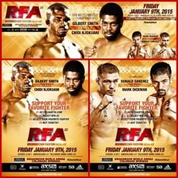 RFA 22: Resultat och höjdpunkter