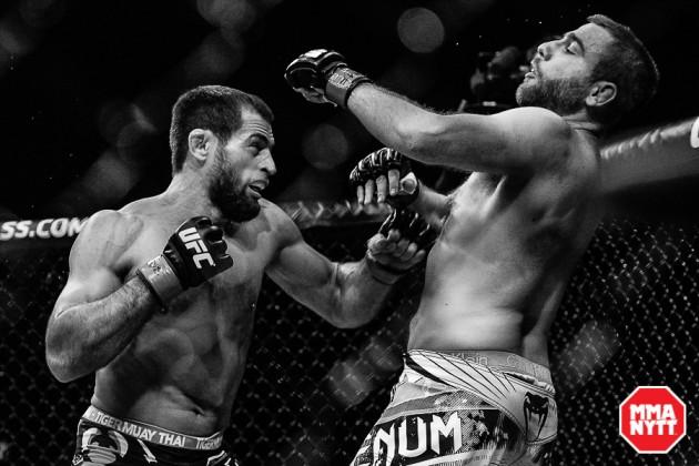 UFC Stockholm: Spännande lättviktsdrabbning bokad