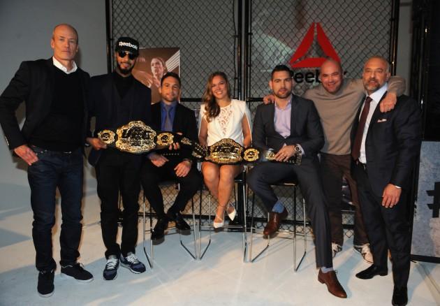 Veckans sammanfattning: Reebok floppar bland UFC:s fighters