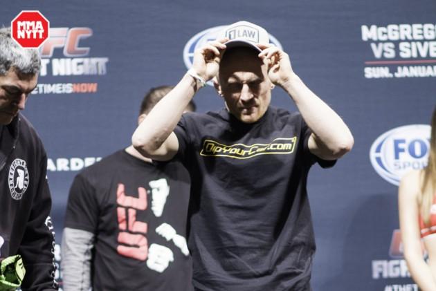 Dennis Siver skadad inför UFC 199 – BJ Penn letar ny motståndare