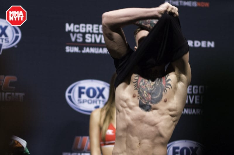 UFC Boston UFC Fight Night 59 MMAnytt.se_-32  Conor McGregor