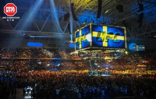 Officiellt: Så mycket kostar biljetterna till UFC Stockholm