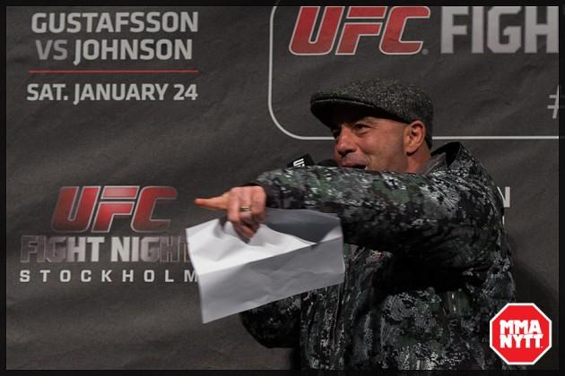Bekräftat: Joe Rogan stannar kvar i UFC, åtminstone ett år till