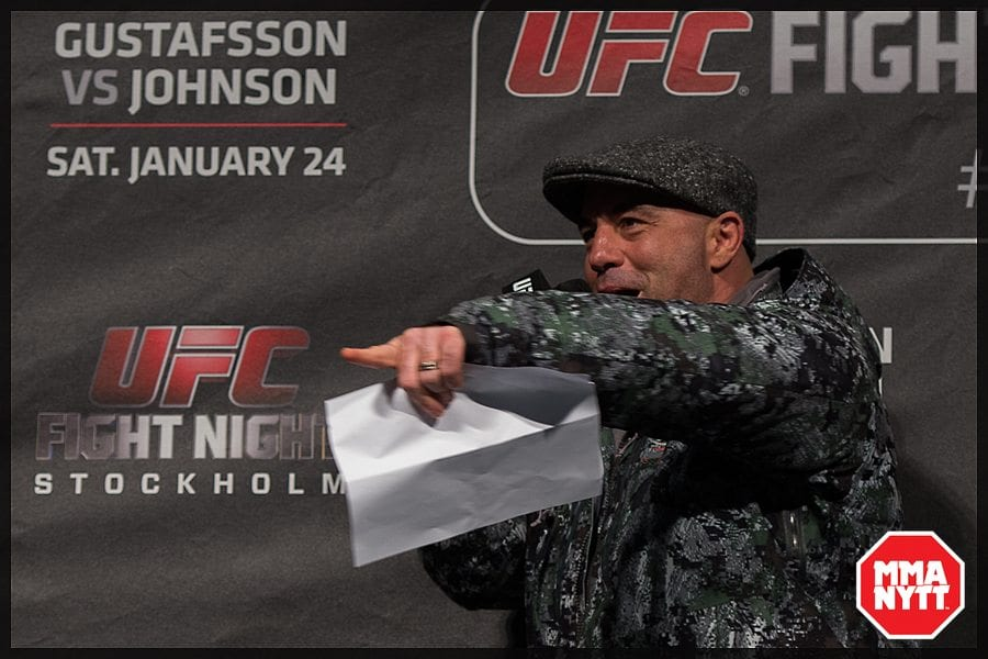 UFC_on_Fox_14_Stockholm_Hovet_weigh_in_ Joe_rogan_Micha_Forssberg_08