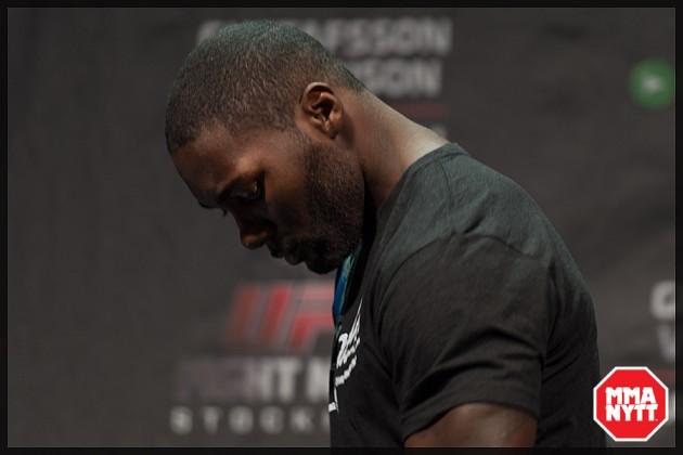 """Anthony Johnson drog sig ur UFC on FOX 20 på grund av """"familjeorsaker"""""""