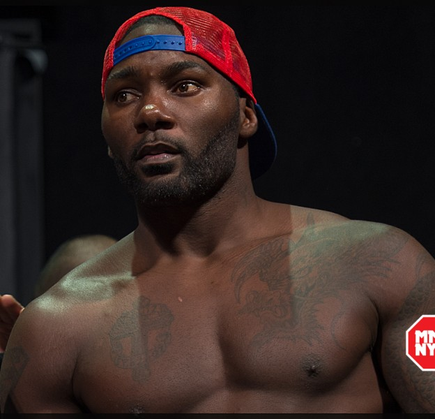 UFC_on_Fox_14_Stockholm_Hovet_weigh_in_Anthony_Johnson_Micha_Forssberg01232015009