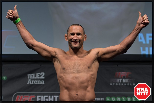 Uppdaterad rankinglista efter helgens UFC Fight Night 68: Boetsch vs Henderson