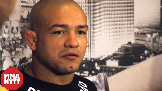 Diego Brandao möter Brian Ortega på UFC 195