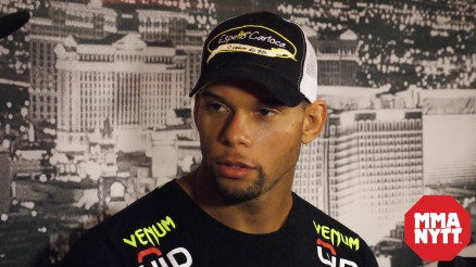 Thiago Marreta Santos UFC 183