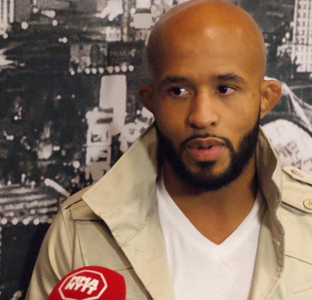 Demetrious Johnson UFC 183