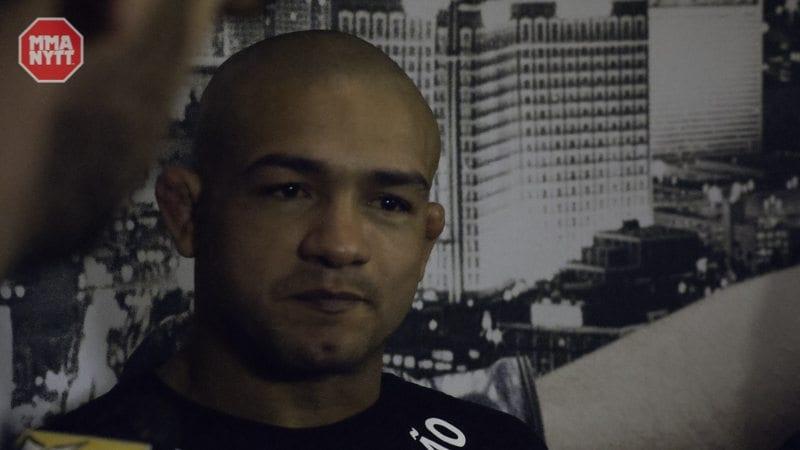 UFC MMAnytt.se Daniel Patinkin Diego Brandao