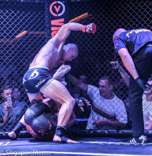 Video: Se Dima Homjakovs match på Full Metal Dojo 4