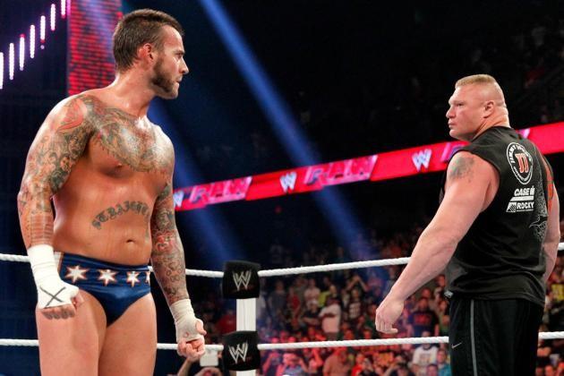 """CM Punks mentor inför MMA-debuten: """"Brock Lesnar hjälper mig med vad som helst"""""""