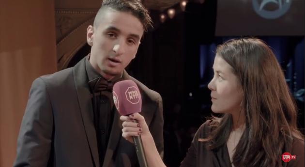 Hamza Bougamza: Det här är det största som hänt mig