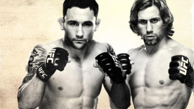 Färdigställt matchkort inför nästa veckas UFC Fight Night 66 i Manila