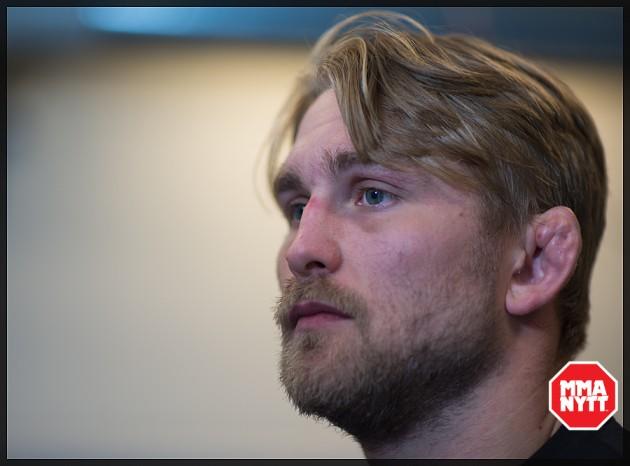 """Alexander Gustafsson medverkar i """"Renées brygga"""" på TV4"""