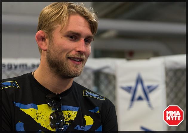 Alexander Gustafsson öppnar upp som stor oddsfavorit inför mötet med Jan Blachowicz