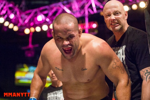 Anthony Hamilton vs. Marcel Fortuna adderas till UFC Fight Night 104