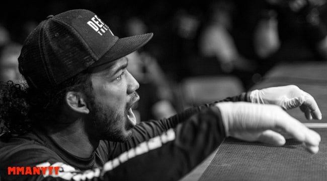 UFC Fight Night Krakow. Benson Henderson. Foto Mazdak Cavian-3