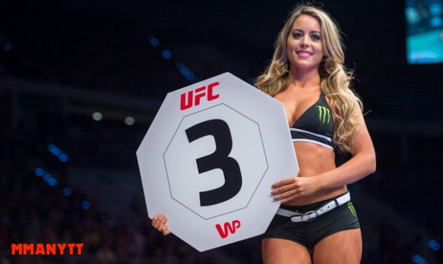 SISTA CHANSEN: Vinn flyg, hotell och biljetter för två till UFC London!
