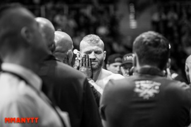 UFC Fight Night Krakow. Jan Blachowicz. Foto Mazdak Cavian-23