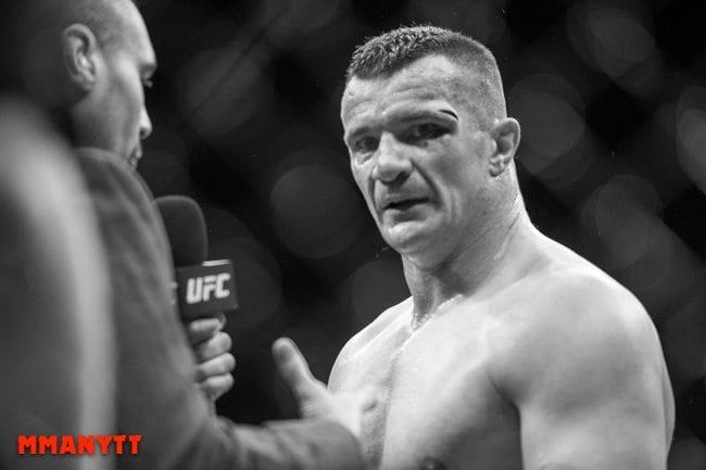 UFC Fight Night Krakow. Mirko Cro Cop. Foto Mazdak Cavian-14
