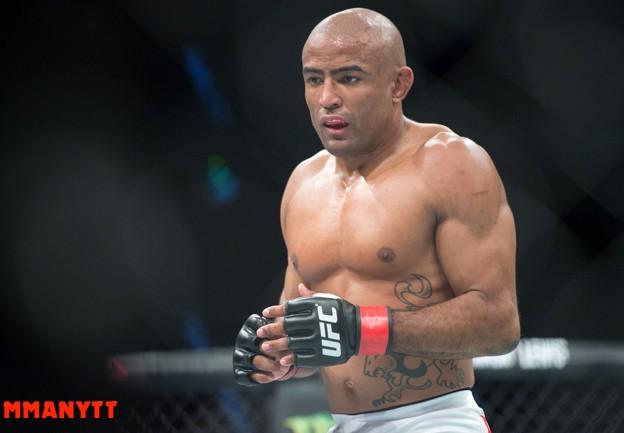 UFC Fight Night Krakow. Sergio Moraes. Foto Mazdak Cavian-15