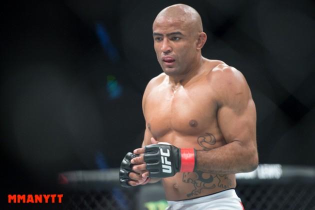 Sergio Moraes skadad – Peter Sobotta får en ny motståndare inför UFC Fight Night 69