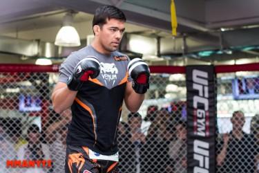 UFC on Fox- Machida vs. Rockhold MMAnytt Lyoto Machida  Photo Foto Mazdak Cavian-12