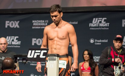 UFC on Fox- Machida vs. Rockhold MMAnytt Lyoto Machida Photo Foto Mazdak Cavian-35