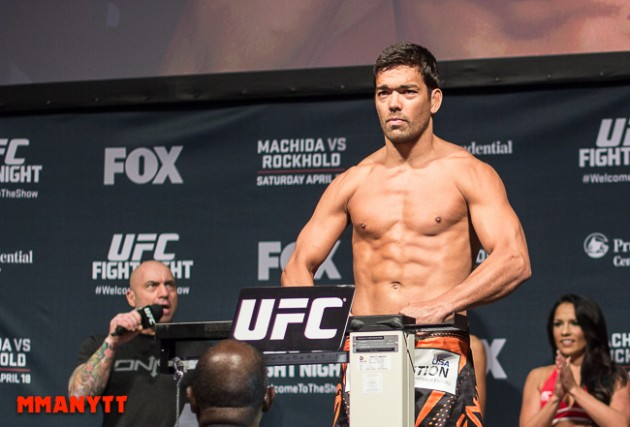 Lyoto Machida vill bli ihågkommen som karatestilens pionjär i UFC