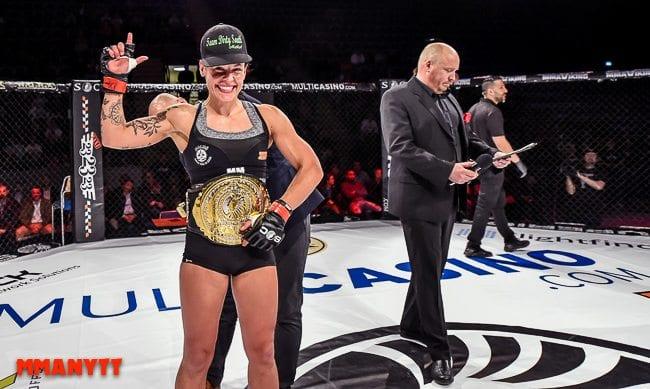 Superior challenge 12 Lina Akhtar Länsberg vs Alexandra Buch malmö baltiska hallen mmanytt mixed martial arts mma fight foto alex wayne 2015-48
